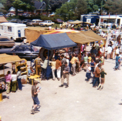 Brooklin Spring Fair, June 6, 1970.