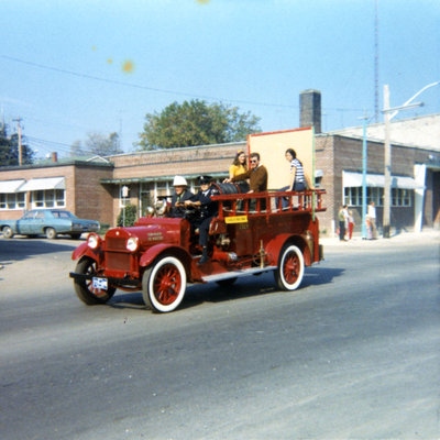 County Town Carnival Parade, July 31, 1971.