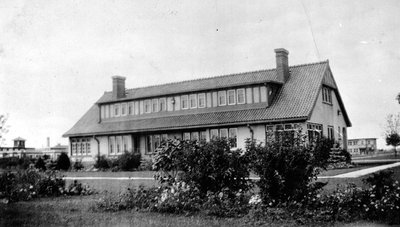 Ontario Hospital Doctor's House, 1930.