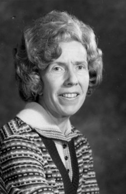 Marion O'Donnell (nee Irwin), ca.1970