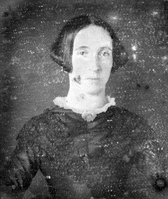 Belinda Gibson (nee Hyfield), ca.1853