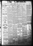 Whitby Chronicle, 21 Feb 1896