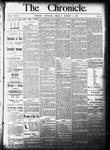 Whitby Chronicle, 6 Mar 1896