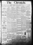 Whitby Chronicle, 13 Mar 1896