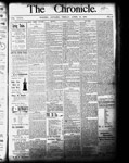 Whitby Chronicle, 10 Apr 1896