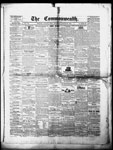Commonwealth (Whitby, ON), 27 Aug 1857
