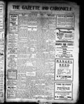 Whitby Gazette and Chronicle15 May 1913