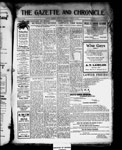 Whitby Gazette and Chronicle (Whitby: Charles Albert Goodfellow - 1912-1919