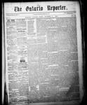 Ontario Reporter4 Oct 1851