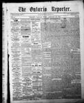 Ontario Reporter, 29 Jan 1853