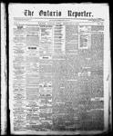 Ontario Reporter, 5 Feb 1853