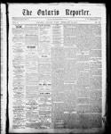 Ontario Reporter, 12 Feb 1853