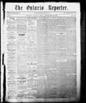 Ontario Reporter, 26 Feb 1853