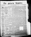 Ontario Reporter, 19 Mar 1853