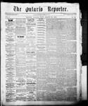 Ontario Reporter, 26 Mar 1853