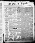 Ontario Reporter, 2 Apr 1853