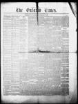 Ontario Times, 13 Mar 1858