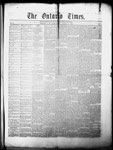 Ontario Times, 17 Apr 1858