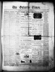 Ontario Times, 25 Dec 1858