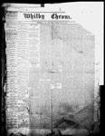Whitby Chronicle, 12 Feb 1857