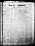 Whitby Chronicle, 5 Mar 1857