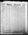 Whitby Chronicle, 12 Mar 1857