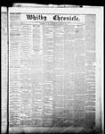 Whitby Chronicle, 26 Mar 1857