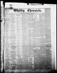 Whitby Chronicle, 9 Apr 1857
