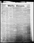 Whitby Chronicle, 4 Jun 1857