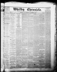 Whitby Chronicle, 12 Nov 1857