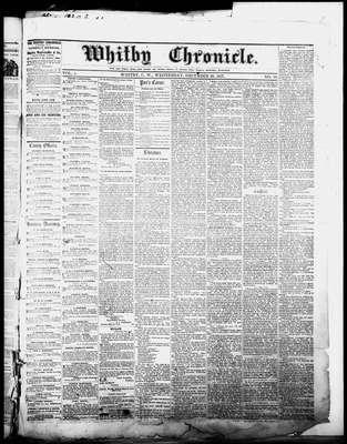 Calendar for 1857