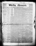 Whitby Chronicle, 14 Jan 1858