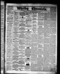 Whitby Chronicle, 3 Feb 1859