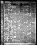 Whitby Chronicle, 21 May 1859