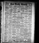 Whitby Chronicle, 4 Nov 1859