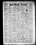 Whitby Chronicle, 30 Dec 1859