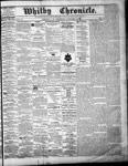 Whitby Chronicle, 3 Jan 1861