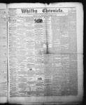 Whitby Chronicle, 13 Nov 1862
