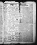 Whitby Chronicle, 27 Nov 1862