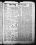Whitby Chronicle, 4 Dec 1862