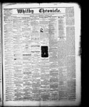 Whitby Chronicle, 9 Mar 1865