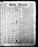 Whitby Chronicle, 1 Jun 1865