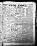 Whitby Chronicle, 1 Mar 1866