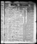 Whitby Chronicle, 11 Oct 1866