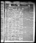 Whitby Chronicle, 25 Oct 1866