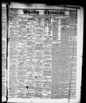 Whitby Chronicle, 1 Nov 1866
