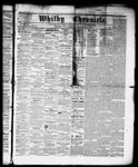 Whitby Chronicle, 13 Dec 1866