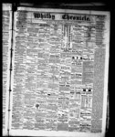 Whitby Chronicle, 27 Dec 1866