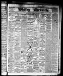Whitby Chronicle, 31 Jan 1867