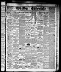 Whitby Chronicle, 7 Feb 1867